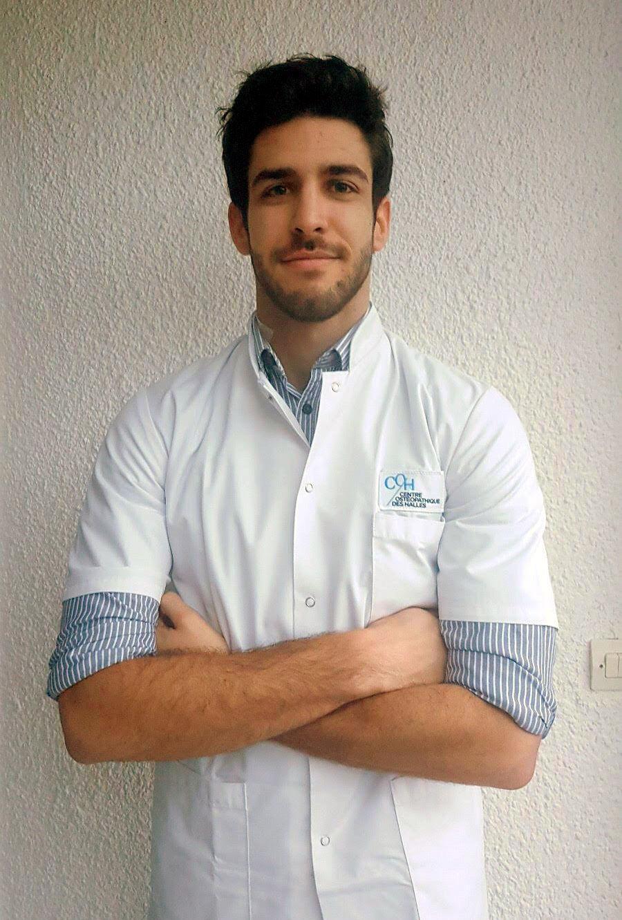 Osteoparis Romain Maques